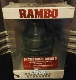 Collector Box Rambo The Complete Blu-ray Limited Edition New Granada
