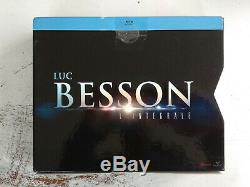 Collector's Box Bluray Luc Besson Full 16 Films (last Fight-lucy) Fr