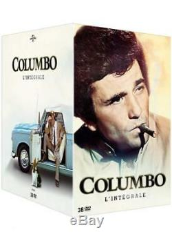 Columbo Lintégrale Series DVD New In Blister French Edition