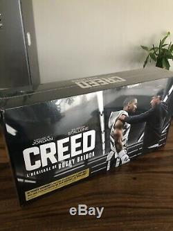 Creed Blu Ray Box Collector's Edition Limited Steelbooks