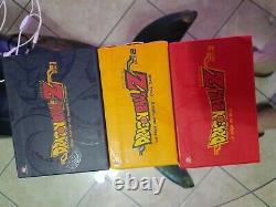 DVD Box 3 Box Dragon Ball Z Dbz Saga Integral Freezer, Androids And Cell, Buu