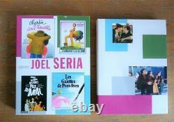 DVD Box Set Joel Seria Rare Jean-pierre Marielle 4 Films