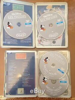 DVD Collection Walt Disney Treasures Metal Box