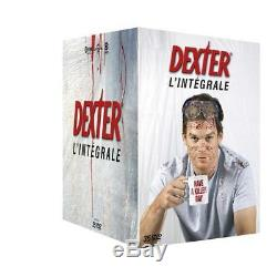 DVD Dexter The Complete Seasons 1-8 Michael C. Hall, Jennifer Carpenter