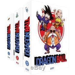 DVD Dragon Ball Ultimate 3 Boxes
