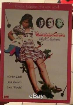 DVD Eva Lonesco Martin Loeb Lara Wendel