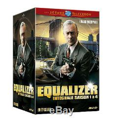 DVD Integrale Equalizer Season 1 A 4 New Direct Publisher