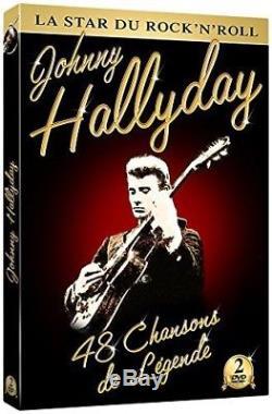 DVD Johnny Hallyday 48 Legendary Songs 2 DVD Johnny Hallyday, Collect