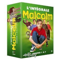 DVD Malcolm Total Seasons 1-7 Bryan Cranston, Jane Kaczmarek, Franki