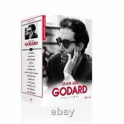 DVD Nine Jean-luc Godard Politics Box Set 13 Films
