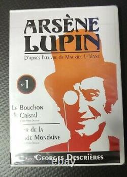 DVD Nine! Lupin Arsene N°1 To 27 Polygram Collection
