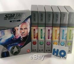 DVD Set Star Trek The Next Generation Complete 7 Seasons