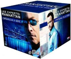 DVD Set The Manhattan Experts From The Complete Series