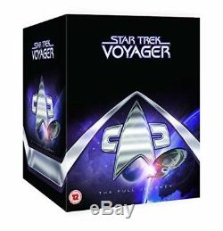 DVD Star Trek Voyager The Complete Collection