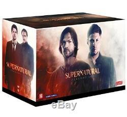 DVD Supernatural Complete Seasons 1 To 10 Jared Padalecki, Jensen Ackles