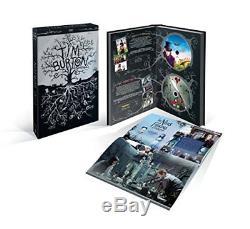 DVD Tim Burton Prestige Box Limited Edition 2017 19 DV Movies New