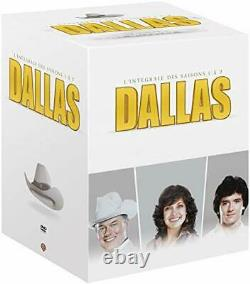 Dallas-l'integral Des Saisons 1 To 7