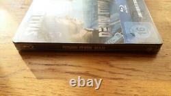 Demolition Man Blu Ray Steelbook New Under Blister - Slip Cover Offered Stallone