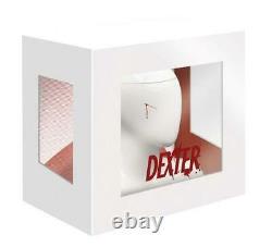 Dexter The Integral 8 Seasons Blue-ray Limited Edition Headbust Francais Rare