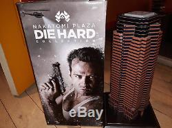 Die Hard Collection Box Nakatomi Plaza Blu-ray Edition France
