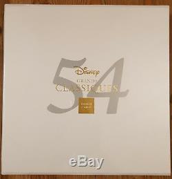 Disney 54 Classic / 54 DVD Christmas Set New In Blister Pack Vf