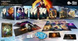 Doctor Strange Hardbox One Click Steelbook Filmarena Nine Pre-order
