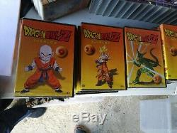 Dragon Ball Z Complete DVD Collection