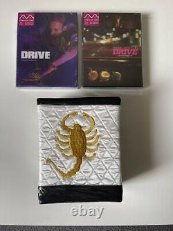 Drive Manta Lab Steelbook Box + 2 Editions Dl+ Sl