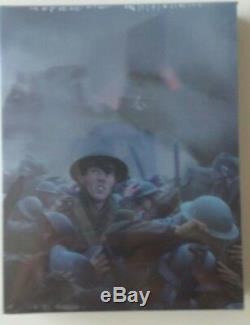 Dunkirk 4k Uhd Dual Lenticular Blufans Edition Sold Out