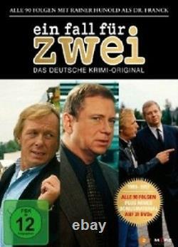 Ein Fall Fur Zwei-rainer Hunold Box (r. Hunold/claus Theo Goertner/ ) 31 DVD Nine