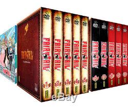 Fairy Tail Complete (seasons 1 To 3) 3 Box Set (vol.1 To 15)