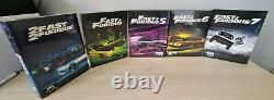 Fast And Furious 2 - 4-7 Filmarena Fullslip Steelbook