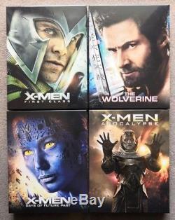 Filmarena X-men Steelbook Collection