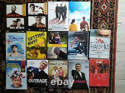 Filmography Takeshi Kitano DVD Lot