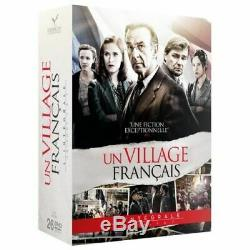French Village Complete Seasons 1-7 DVD Box New In Cello
