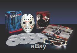 Friday The 13th Ultimate Collection Jason Mask 1tb Parts 8