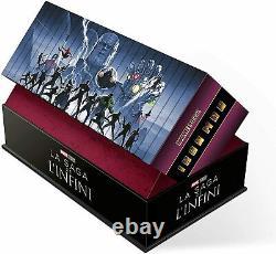 Full Marvel Saga Movie 23 Movies - Bonus Blu Ray And 4k Ultra Hd Avengers Mcu