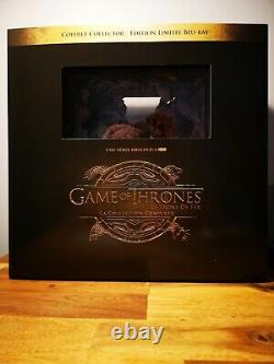 Game Of Thrones Collector's Edition Limited Complete Seasons 1 To 8