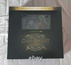 Game Of Thrones Collector's Edition Limited The Complete Seasons 1 To 8