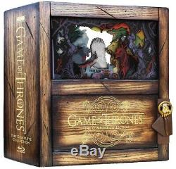 Game Of Thrones Limited Collector's Edition Of The Seasons Integral 1 To 8. Nine