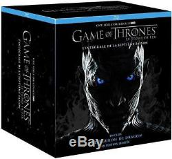 Game Of Thrones Season 7 Limited Edition Collector Drogon Hbo Bluray