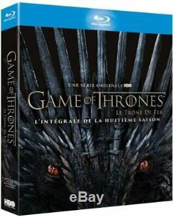 Game Of Thrones Season 8 Integrale Blu Ray Nine Sub Cellophane