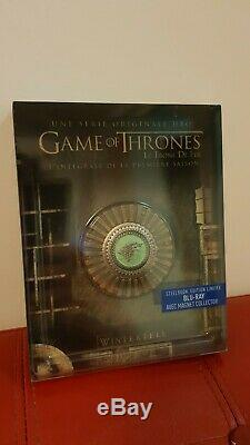 Game Of Thrones Steelbook Seasons 1, 2, 3, 4 And 6