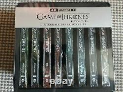 Game Of Thrones -the Complete Seasons 1 To 8 4k Ultra Hd-co