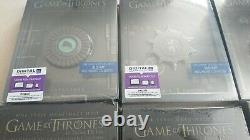 Games Of Thrones Full Steelbook Collector Bluray Vf Nine Under Blister
