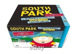 Generic South Park The Official Integral! Seasons 1 To 15 New