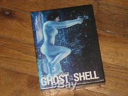 Ghost In The Leather Shell Uhd Club Slip 4k Blu-ray