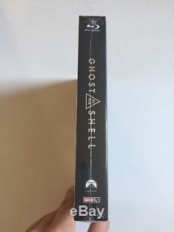 Ghost In The Shell 3d 2d Folding Full Slip Oab Blufans # 27 Mint & Sealed New