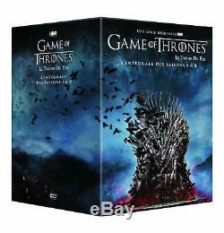 Gift Game Of Thrones (the Throne Iron) The Complete Seasons 1-8 DVD