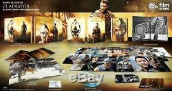 Gladiator 4k Uhd Blu-ray Steelbook Fullslip XL Filmarena # 98 Brand New